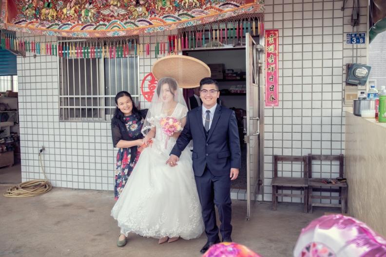 Ryan & Ann - 台中寶麗金婚禮紀錄 033