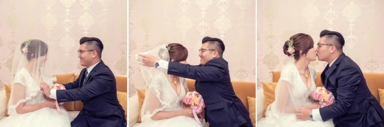 Ryan & Ann - 台中寶麗金婚禮紀錄 037