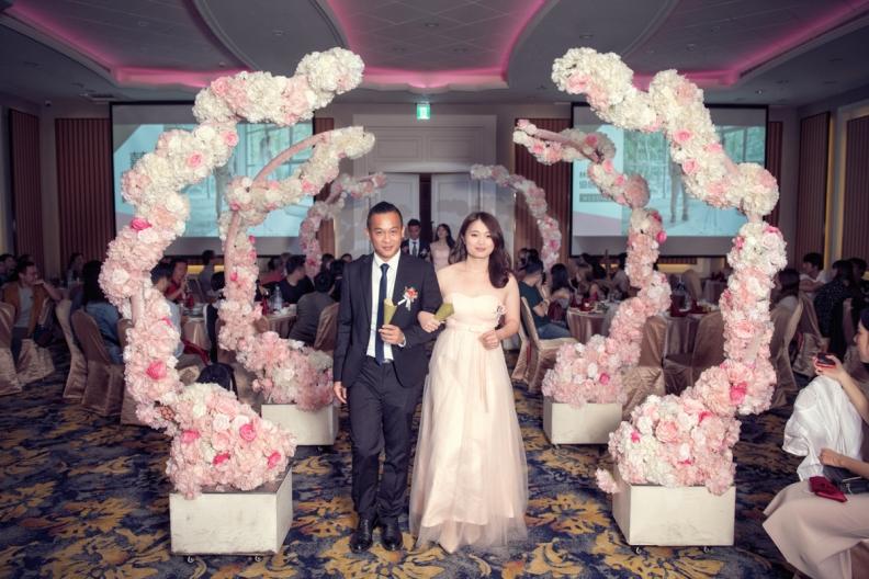 Ryan & Ann - 台中寶麗金婚禮紀錄 044