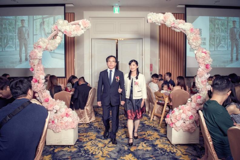 Ryan & Ann - 台中寶麗金婚禮紀錄 046