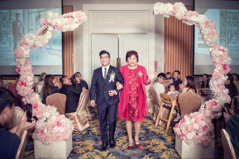 Ryan & Ann - 台中寶麗金婚禮紀錄 047