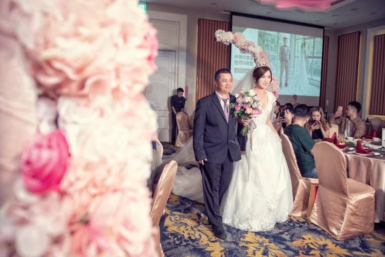 Ryan & Ann - 台中寶麗金婚禮紀錄 048