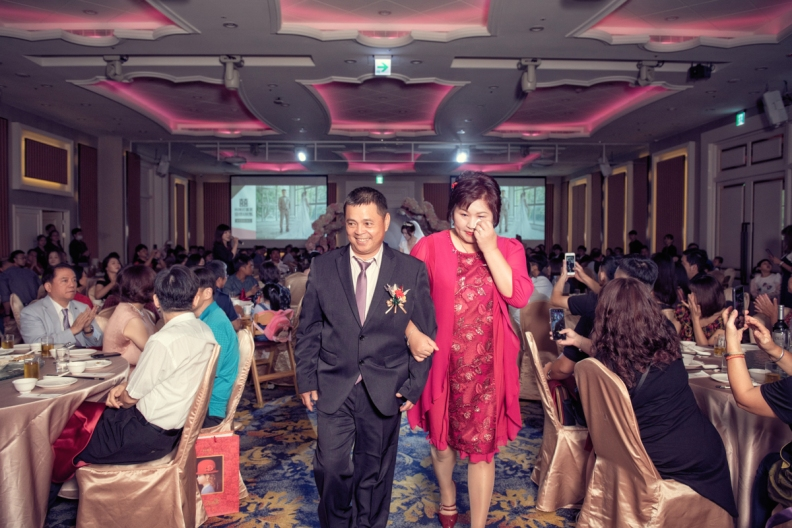 Ryan & Ann - 台中寶麗金婚禮紀錄 051