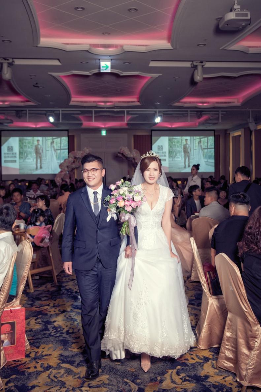 Ryan & Ann - 台中寶麗金婚禮紀錄 052