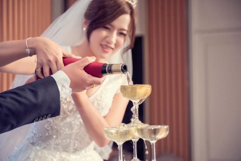 Ryan & Ann - 台中寶麗金婚禮紀錄 054