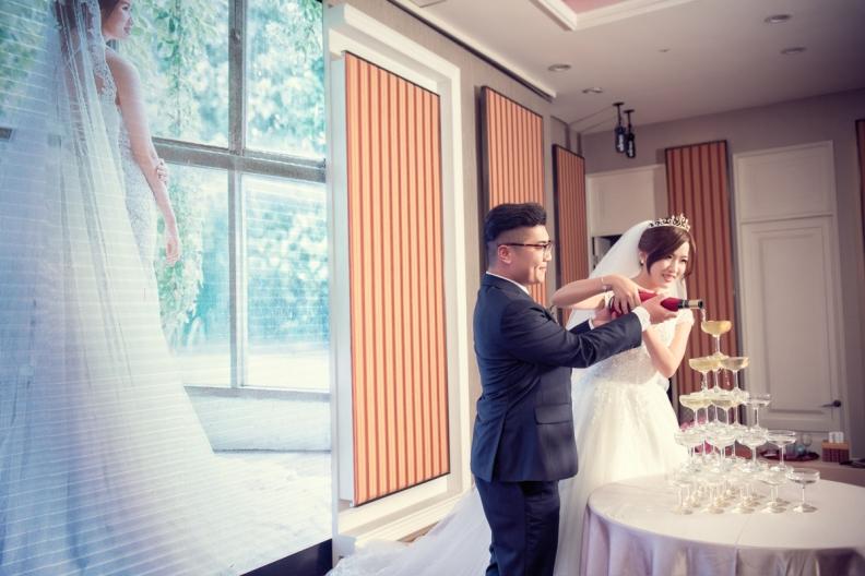 Ryan & Ann - 台中寶麗金婚禮紀錄 055