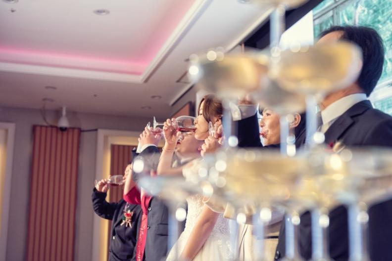 Ryan & Ann - 台中寶麗金婚禮紀錄 056