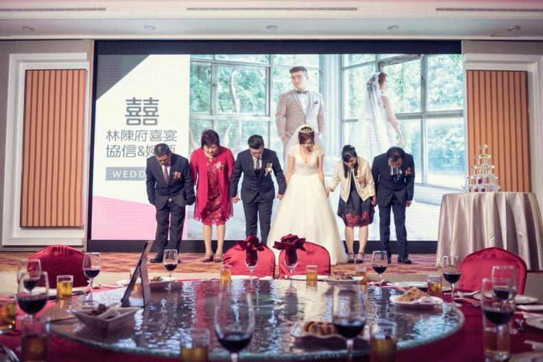 Ryan & Ann - 台中寶麗金婚禮紀錄 057