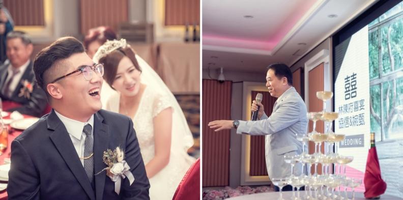 Ryan & Ann - 台中寶麗金婚禮紀錄 058