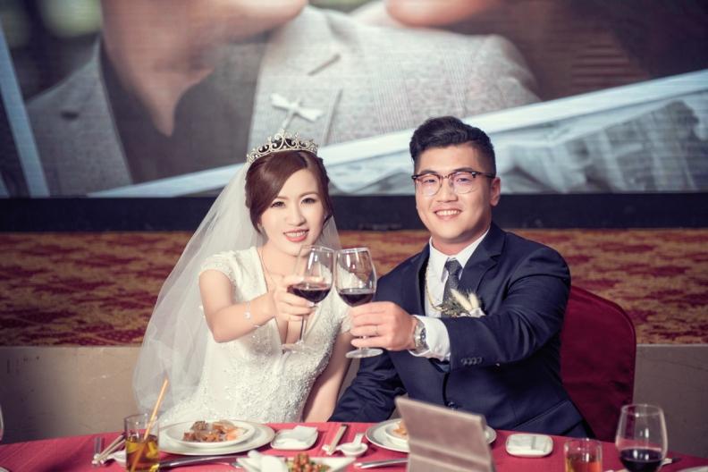 Ryan & Ann - 台中寶麗金婚禮紀錄 059