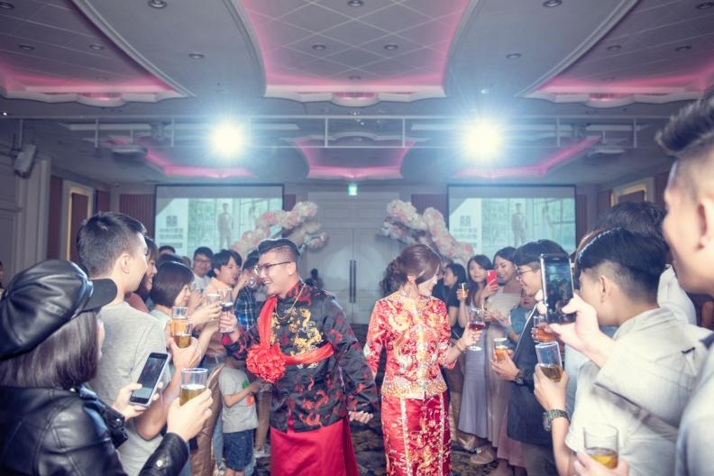 Ryan & Ann - 台中寶麗金婚禮紀錄 062