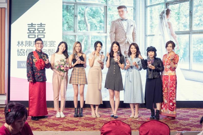 Ryan & Ann - 台中寶麗金婚禮紀錄 070