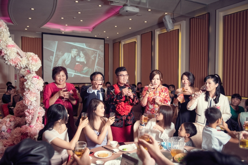 Ryan & Ann - 台中寶麗金婚禮紀錄 076