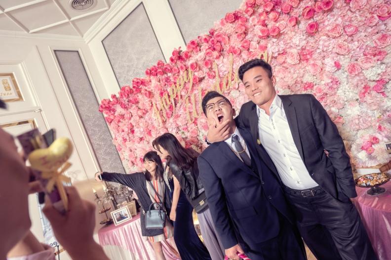 Ryan & Ann - 台中寶麗金婚禮紀錄 079