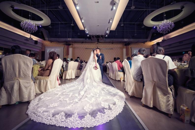 Hui & Hsuan-東北角國際宴會廳婚禮紀錄012