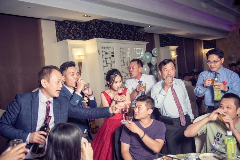 Hui & Hsuan-東北角國際宴會廳婚禮紀錄077
