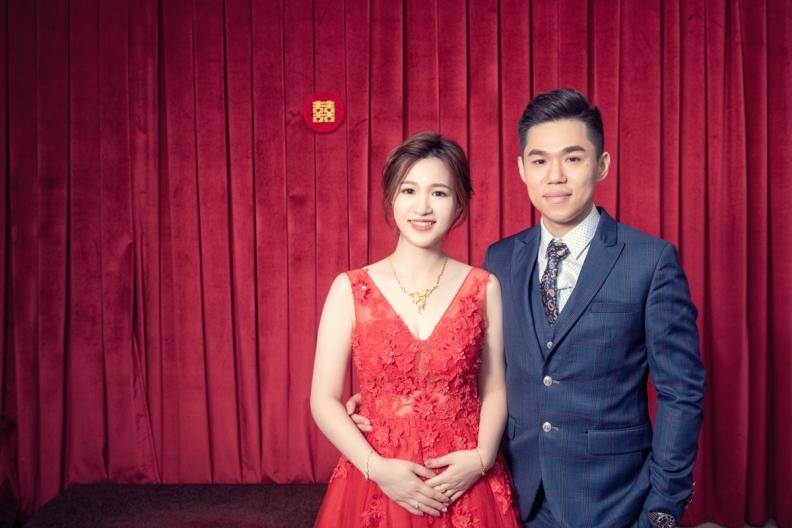Kun lung & Chu ying - 幸福莊園婚禮紀錄-001