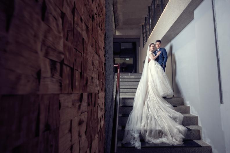 Kun lung & Chu ying - 幸福莊園婚禮紀錄-010