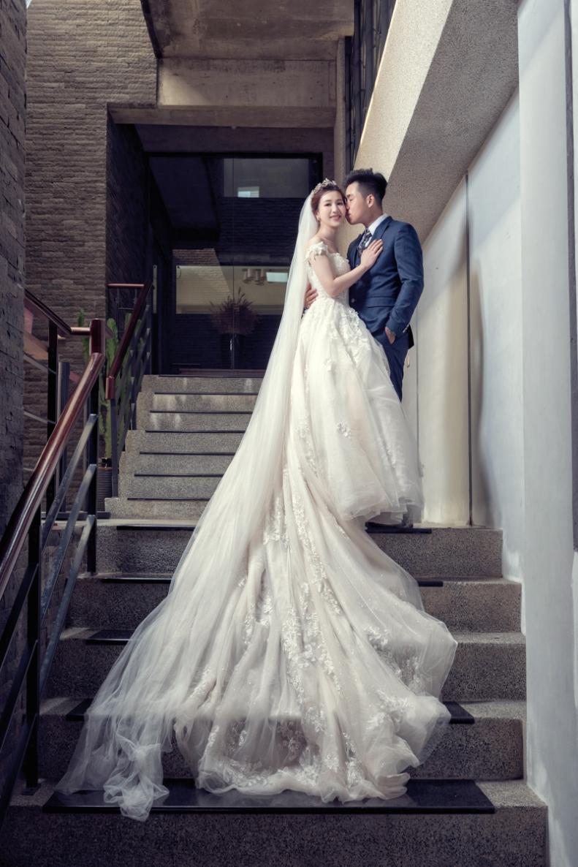 Kun lung & Chu ying - 幸福莊園婚禮紀錄-011