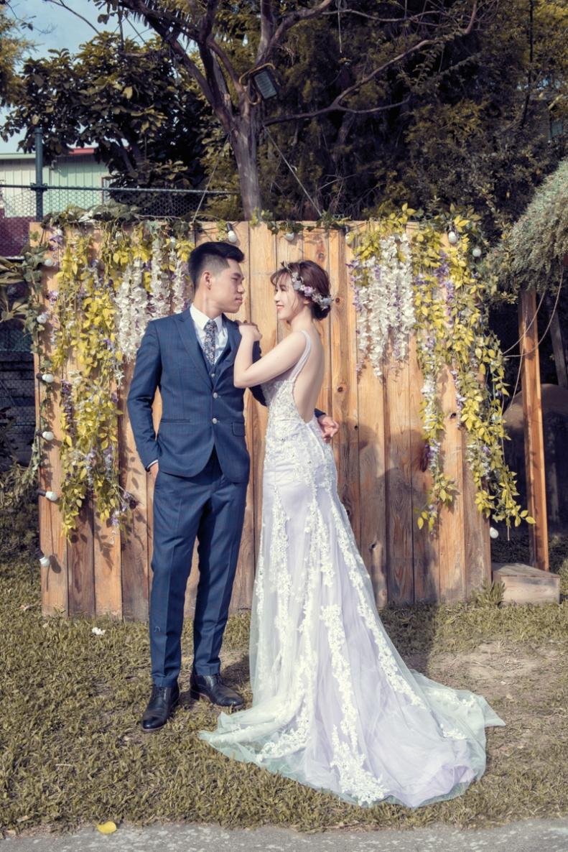 Kun lung & Chu ying - 幸福莊園婚禮紀錄-012