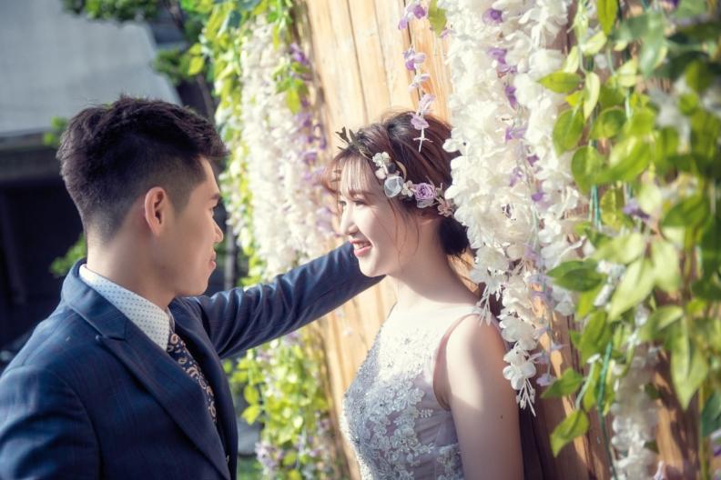 Kun lung & Chu ying - 幸福莊園婚禮紀錄-014