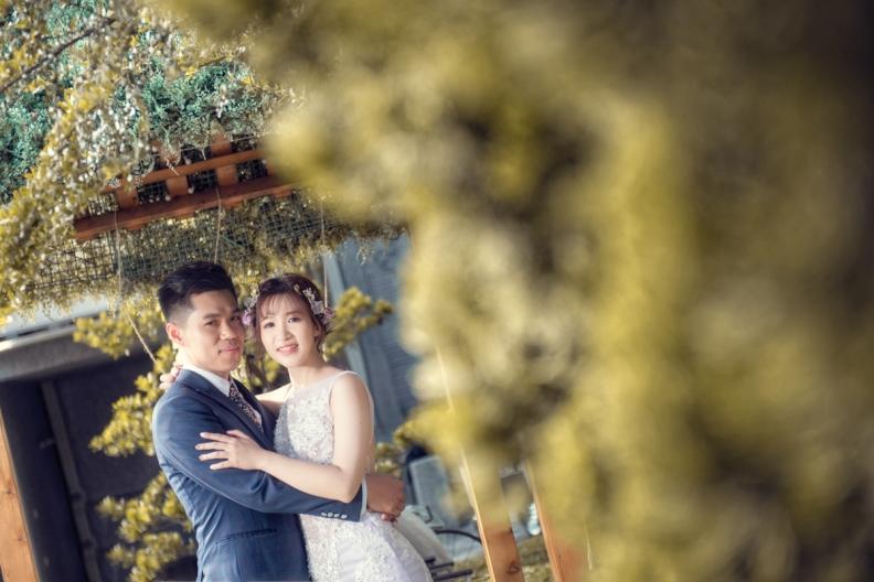 Kun lung & Chu ying - 幸福莊園婚禮紀錄-017