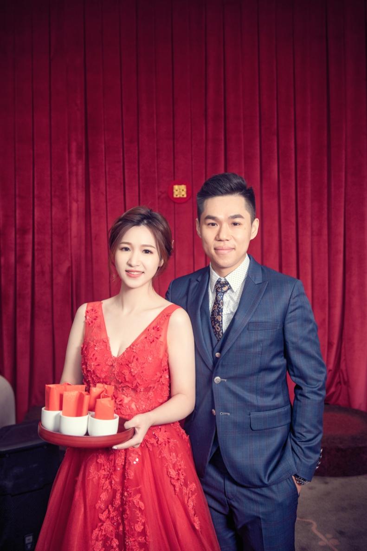 Kun lung & Chu ying - 幸福莊園婚禮紀錄-028