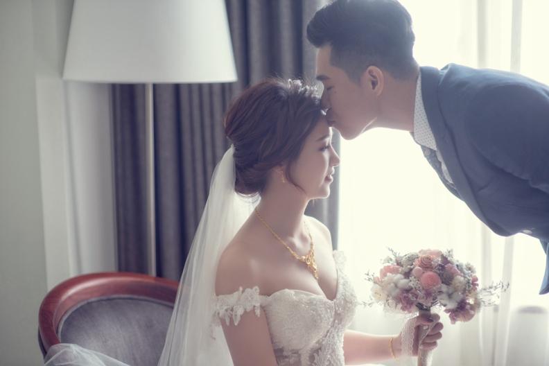 Kun lung & Chu ying - 幸福莊園婚禮紀錄-038
