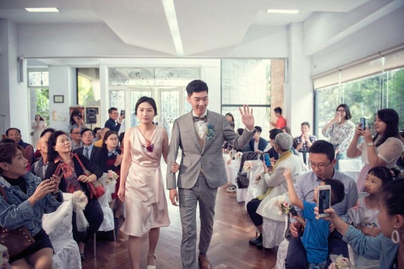 Kun lung & Chu ying - 幸福莊園婚禮紀錄-046