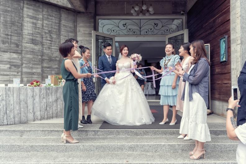 Kun lung & Chu ying - 幸福莊園婚禮紀錄-062