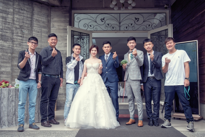 Kun lung & Chu ying - 幸福莊園婚禮紀錄-065