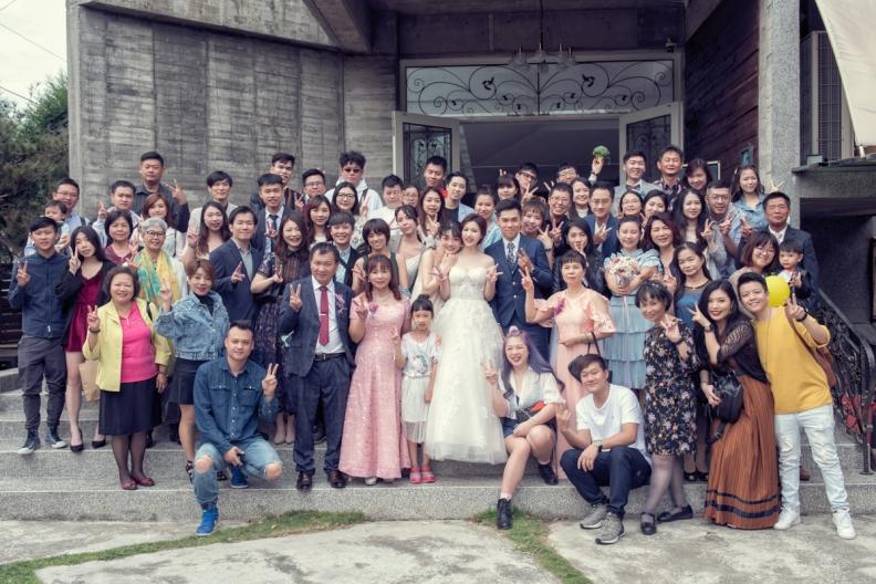 Kun lung & Chu ying - 幸福莊園婚禮紀錄-066