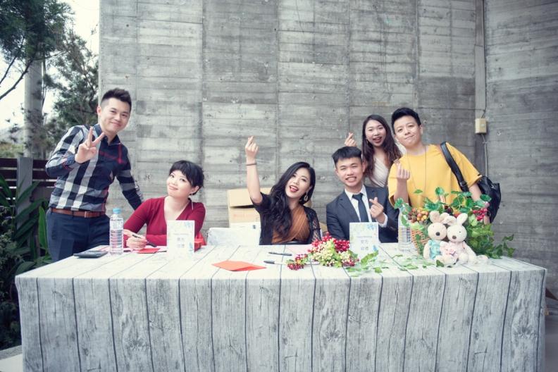 Kun lung & Chu ying - 幸福莊園婚禮紀錄-073