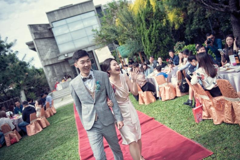 Kun lung & Chu ying - 幸福莊園婚禮紀錄-074