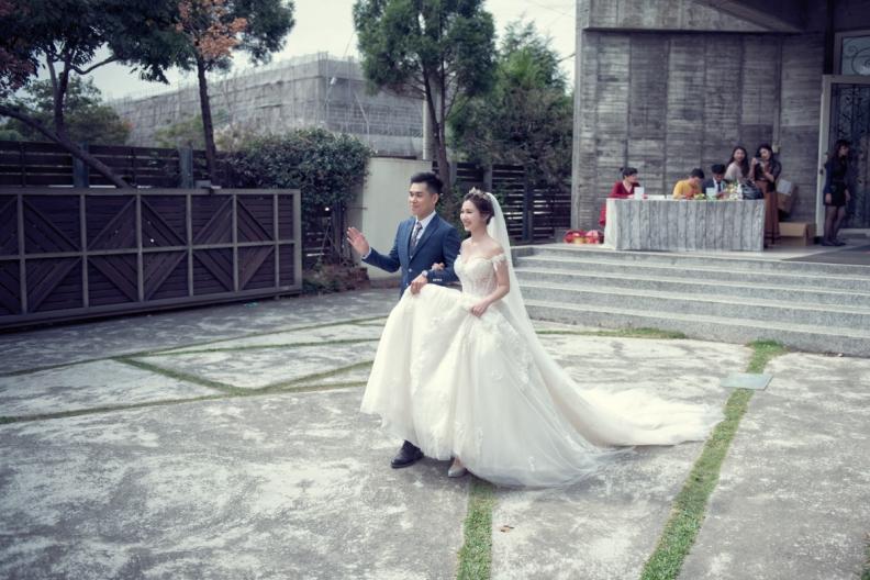 Kun lung & Chu ying - 幸福莊園婚禮紀錄-076