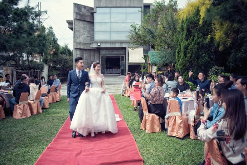 Kun lung & Chu ying - 幸福莊園婚禮紀錄-077