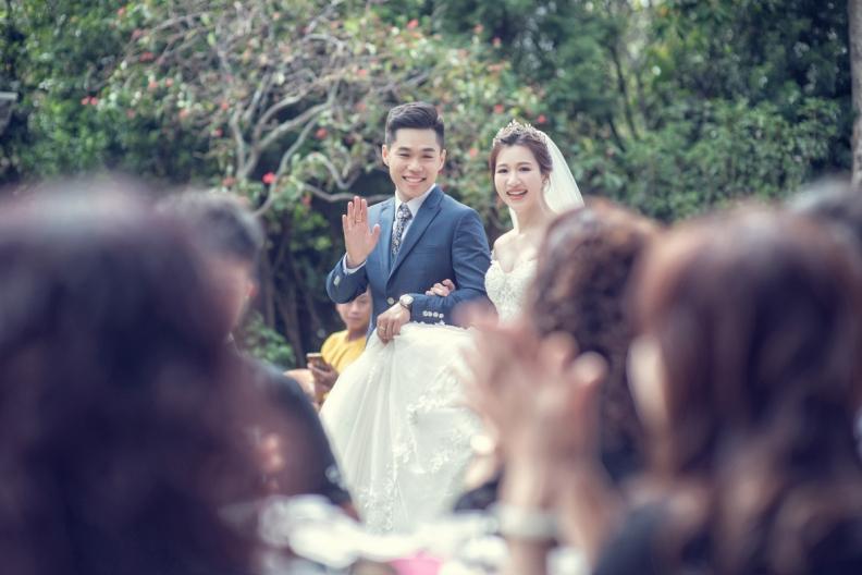 Kun lung & Chu ying - 幸福莊園婚禮紀錄-078