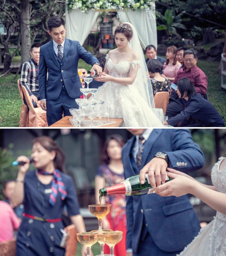 Kun lung & Chu ying - 幸福莊園婚禮紀錄-079
