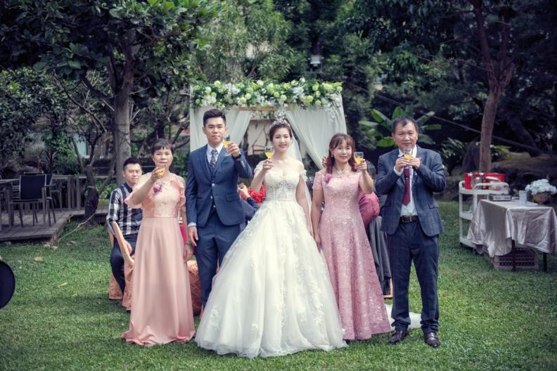 Kun lung & Chu ying - 幸福莊園婚禮紀錄-080
