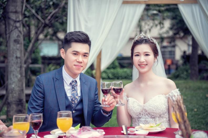 Kun lung & Chu ying - 幸福莊園婚禮紀錄-081