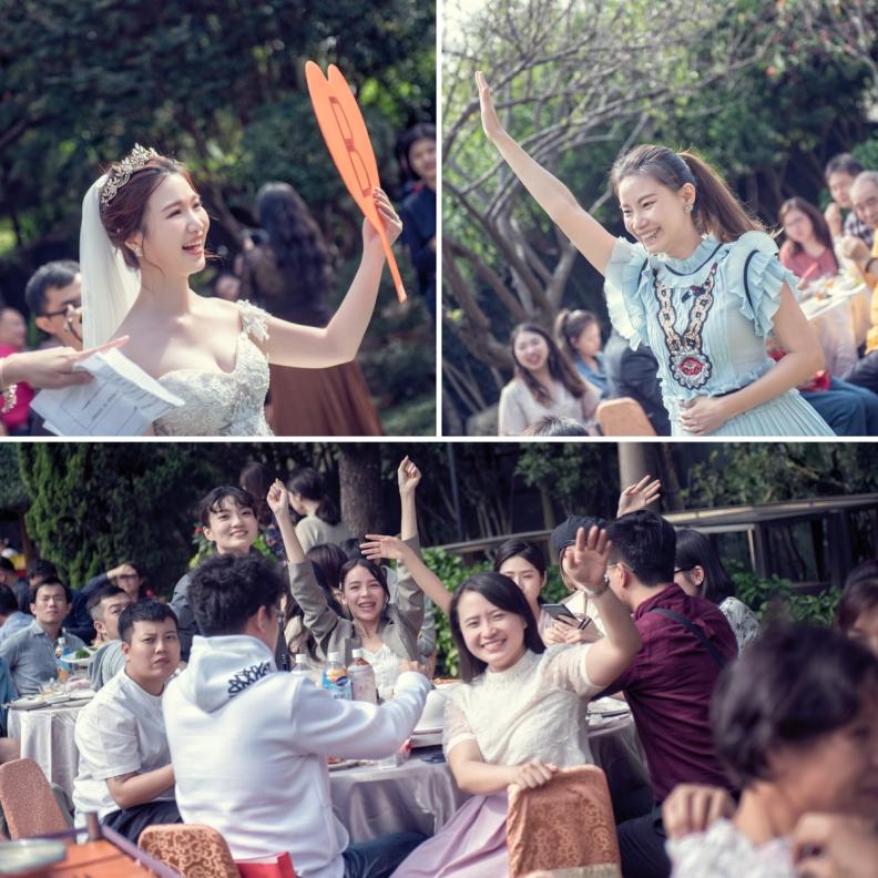 Kun lung & Chu ying - 幸福莊園婚禮紀錄-088