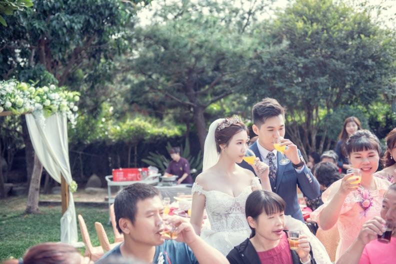Kun lung & Chu ying - 幸福莊園婚禮紀錄-090