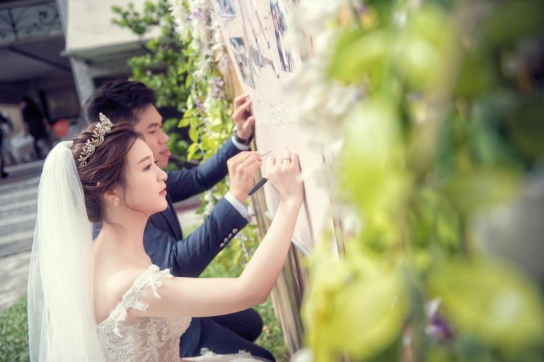 Kun lung & Chu ying - 幸福莊園婚禮紀錄-095