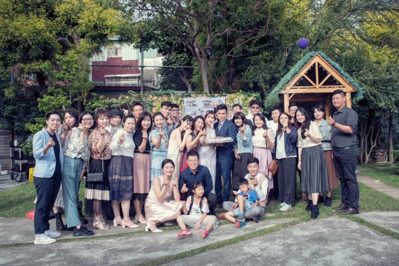 Kun lung & Chu ying - 幸福莊園婚禮紀錄-096