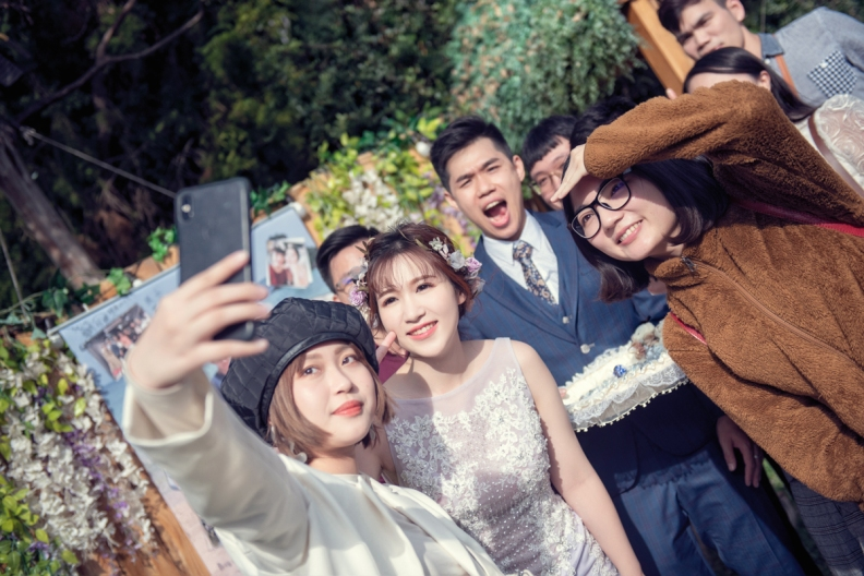 Kun lung & Chu ying - 幸福莊園婚禮紀錄-097
