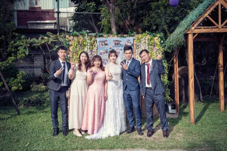 Kun lung & Chu ying - 幸福莊園婚禮紀錄-098