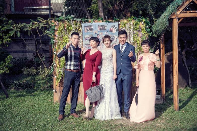 Kun lung & Chu ying - 幸福莊園婚禮紀錄-099
