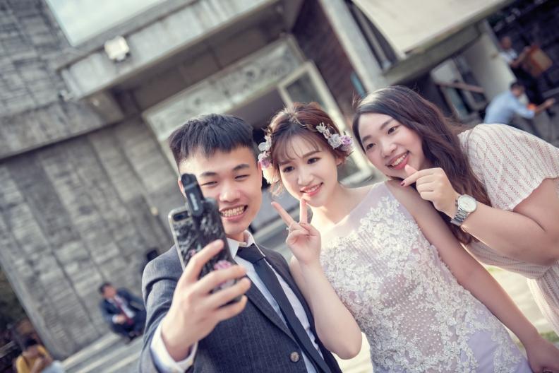 Kun lung & Chu ying - 幸福莊園婚禮紀錄-100