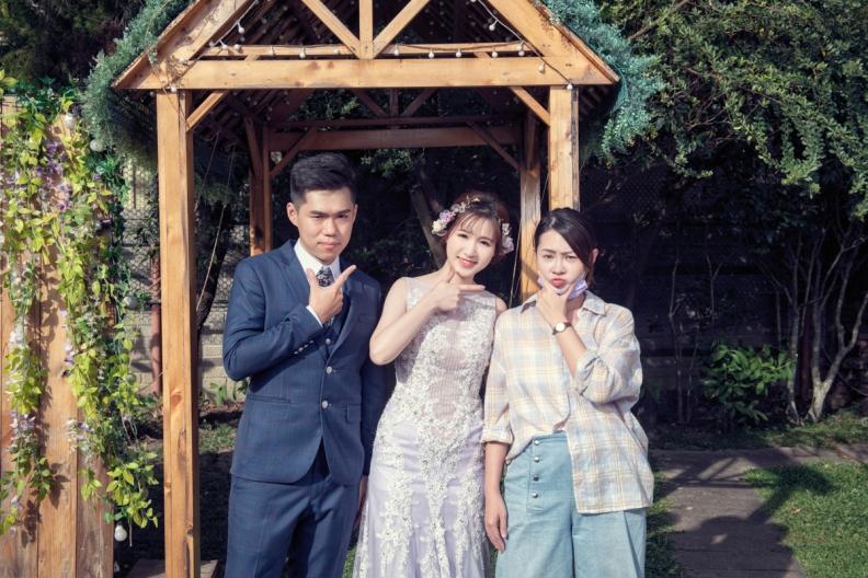 Kun lung & Chu ying - 幸福莊園婚禮紀錄-101