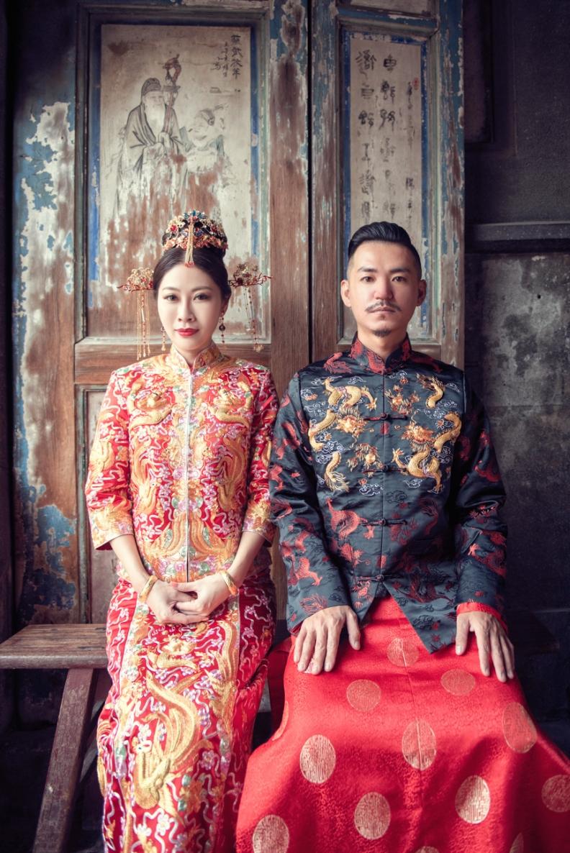 Amber & Honest - 鹿港文定 & 江屋婚宴會館 - 婚禮紀錄-002